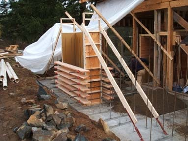 Clifton's Rammed Earth Blog » Blog Archive » Hart House – Building ...